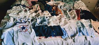 lote ropa bebé 0-3 meses