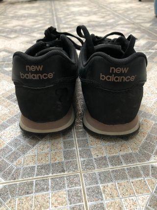 new balance mujer 500 negras