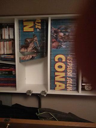 Colección tomos Conan el Bárbaro