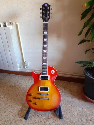 Guitarra electrica Left Paul
