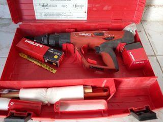 Pistola impacto polvora Hilti DX462