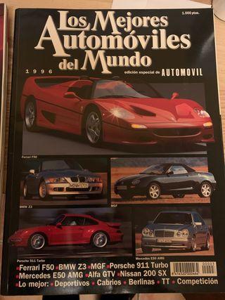 Revistas automóvil