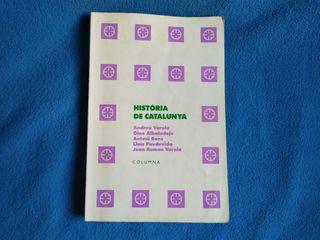 HISTORIA DE CATALUNYA - ANDREU VARELA