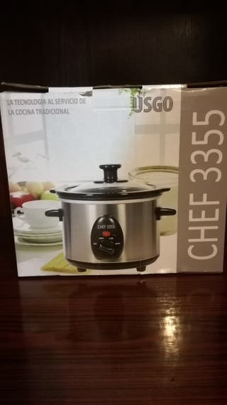 Olla eléctrica programable Usgo chef 3355