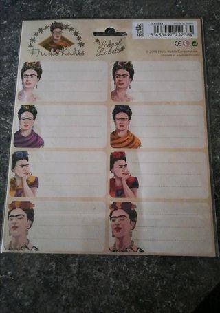étiquettes Frida Kahlo