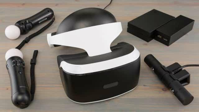 gafas VR playstation
