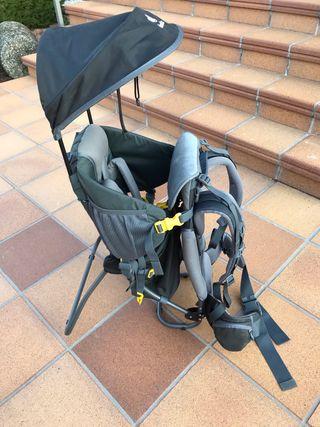 Mochila portabebés nueva Deuter Comfort Plus