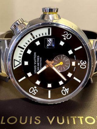 Reloj Louis vuitton Tambour Automático