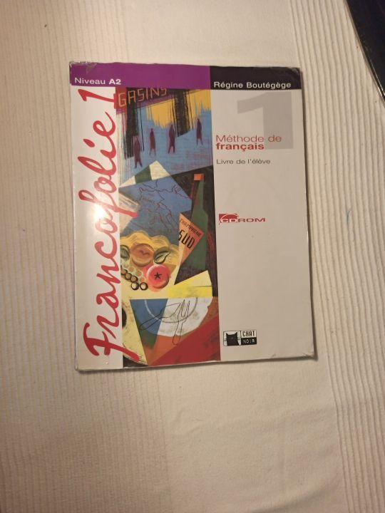 libro de francés nivel A2
