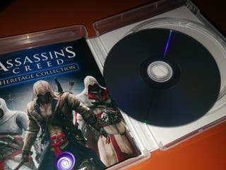 videojuego Ps3 assassin's creed