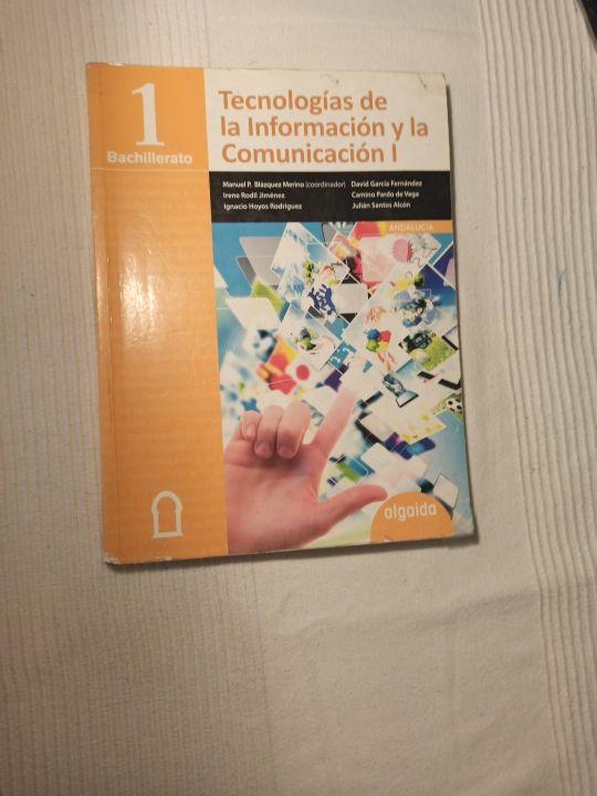 libro de bachillerato de informática