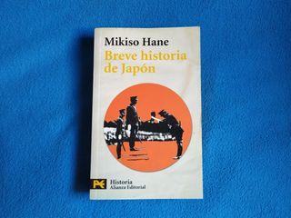 BREVE HISTORIA DE JAPON - MIKISO HANE