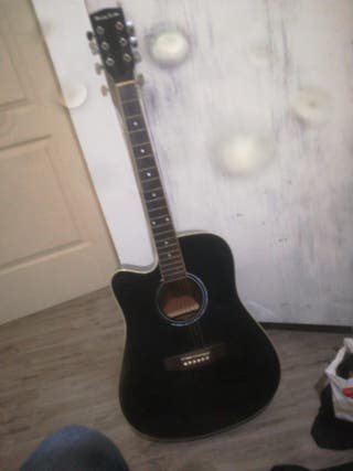 guitarra electroacústica zurdos
