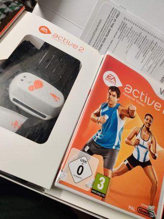 Wii Active Trainer 2
