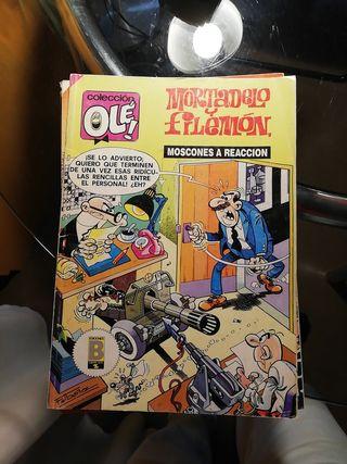 còmics antiguos de mortadelo y filemón