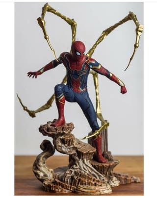 Spider Man Diamond select