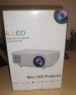 VENDO PROYECTOR LED