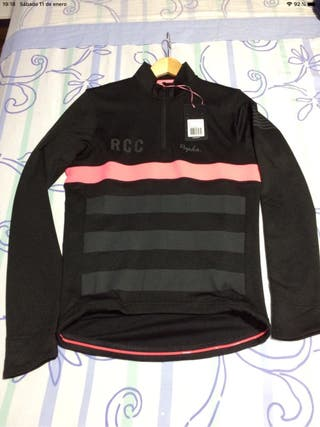 Rapha RCC Long Sleeve Training Jersey talla M