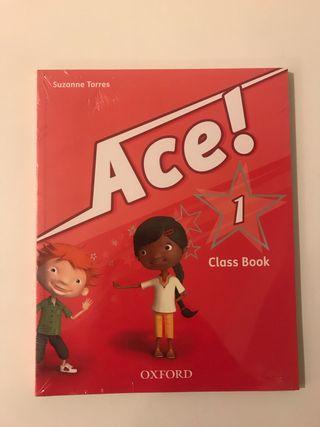 Ace! (Oxford) Nivel 1 class book