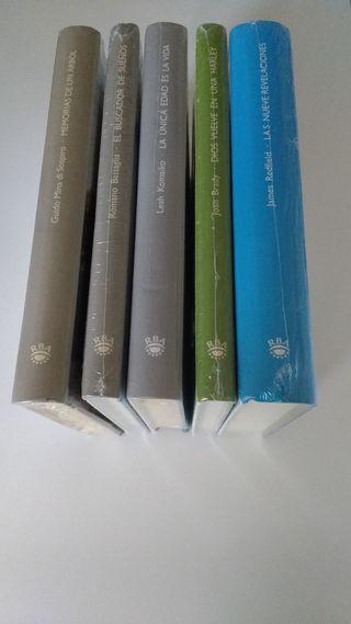 Libros colección Crecimiento Personal (RBA)