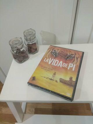 La vida de Pi Dvd