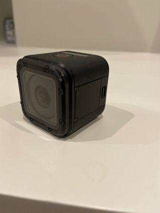 GoPro hero session 4 black y accesorios