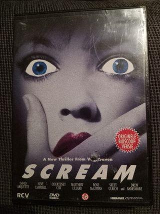 DVD. SCREAM.