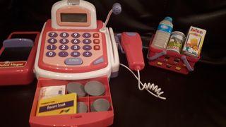 caja registradora dulce hogar juguettos