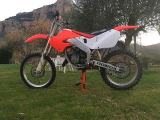 Honda cr 125cc
