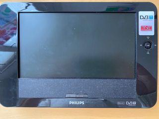 Reproductor de DVD portátil Philips Pet835