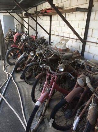 Recojo motos