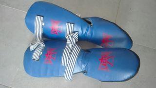 protecciones kickboxing