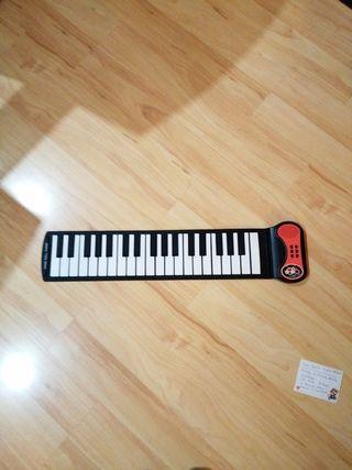 Piano electrónico portátil del Imaginarium