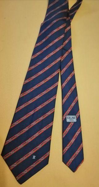 corbatas celine