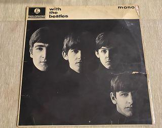 "Lp The Beatles ""With The Beatles"" 1* Edicion UK"