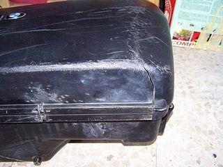reparaciónes baúles de motos y coches