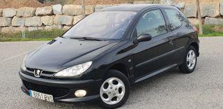 Peugeot 206 XS 1.4 75 CV GASOLINA