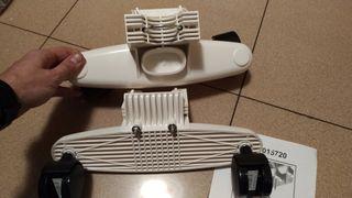 Kit ruedas radiador electrico Nuevas