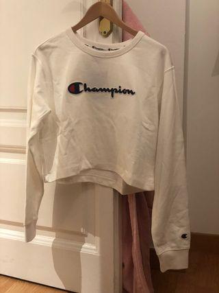 Champion jersey/sudadera cortita