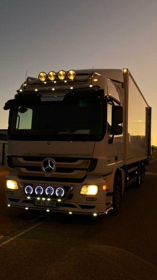 Camion frigorifico Mercedes-Benz Actros 2544 2015