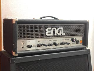 Amplificador Engl Fireball 60 válvulas