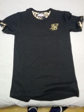Camiseta Silksik