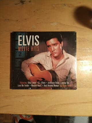 CD Elvis Presley Movie Hits
