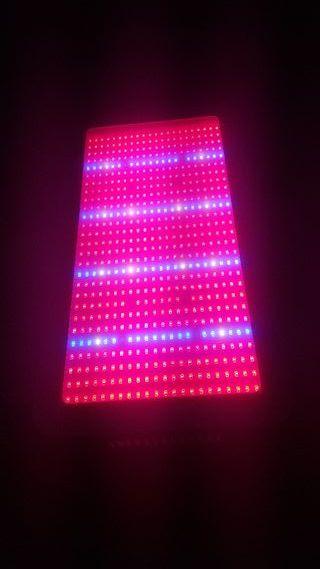 foco de LED 600w sólo 1 mes