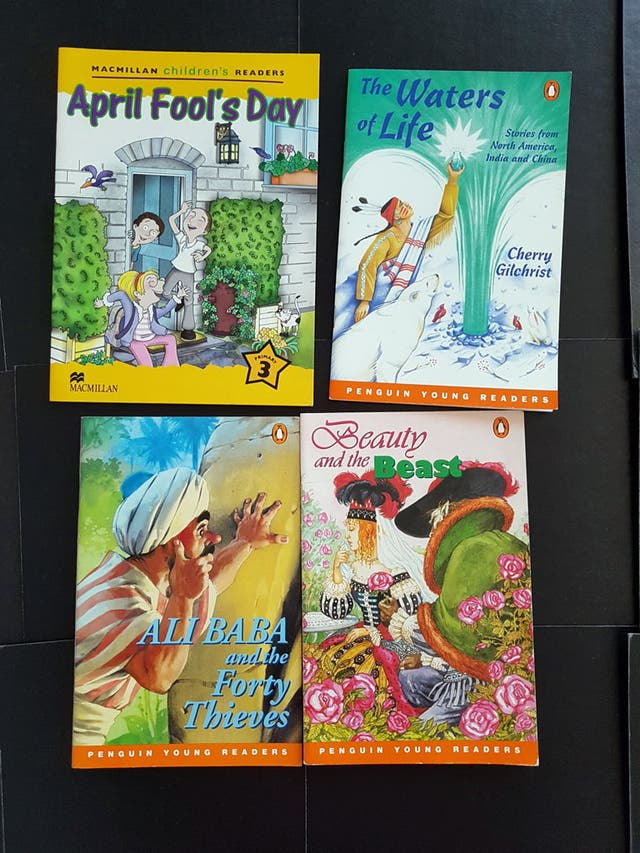 3 LIBROS PENGUIN YOUNG READERS LEVEL 3