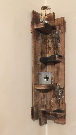 Corner Shelf