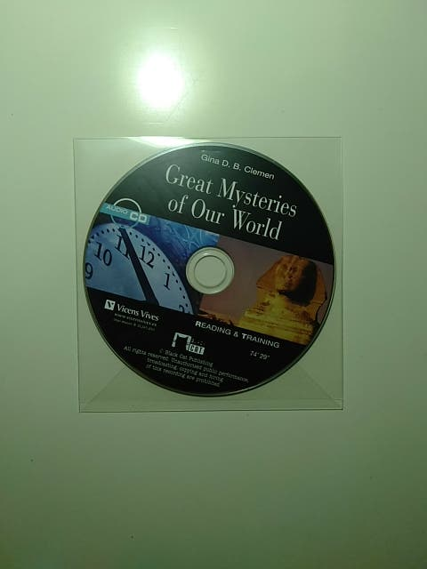 Great Mysteries of Our World - Gina D. B. Clemen