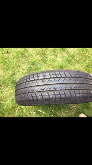 VAUXHALL CORSA SPARE TYRE