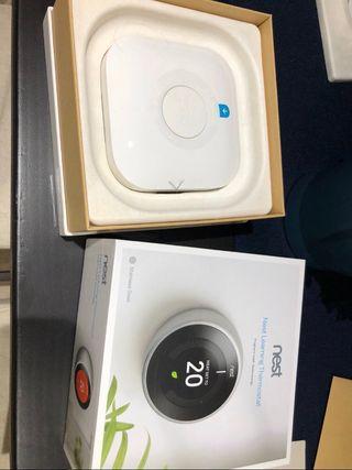 Google nest thermostat heatlink unit only