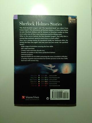 Sherlock Holmes Stories - Sir Arthur Conan Doyle